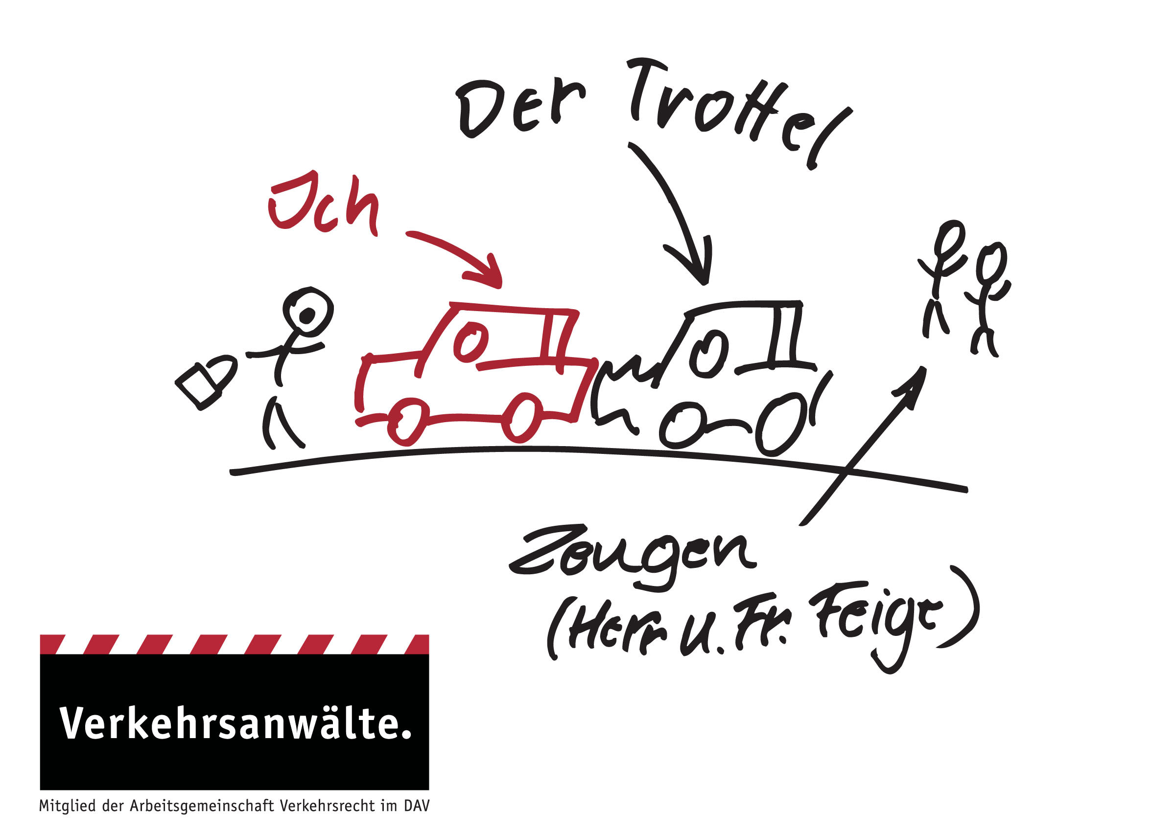 Ziemlich Verkehrsunfall Skizze Zeitgenössisch - Elektrische ...